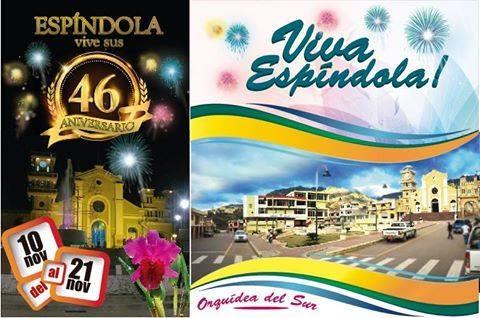 PARROQUIA EL INGENIO, CANTON ESPINDOLA, LOJA - ECUADOR.
